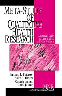 Meta Study of Qualitative Health Research PDF