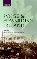 Synge and Edwardian Ireland PDF