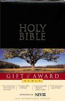 The NIV Gift and Award Bible PDF