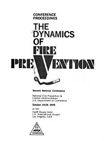 The Dynamics of Fire Prevention PDF