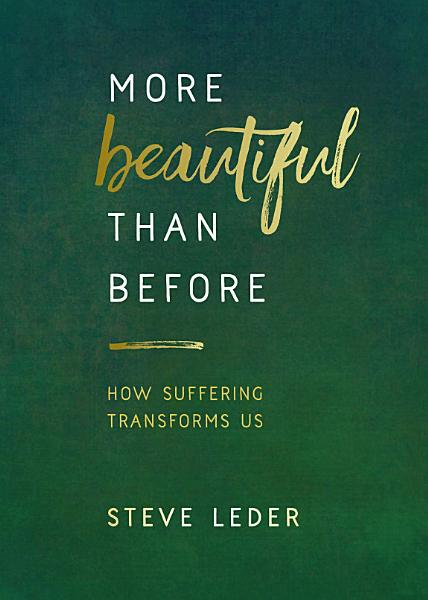 Download More Beautiful Than Before Book