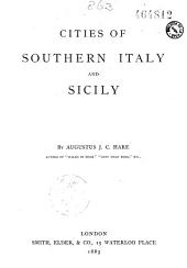 Cities of Southern Italy and Sicily