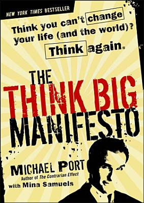 The Think Big Manifesto PDF
