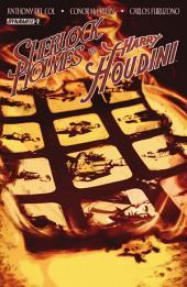 Sherlock Holmes vs. Harry Houdini #2