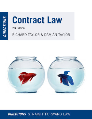 Contract Law Directions PDF