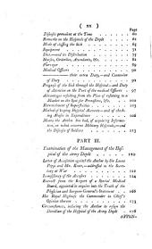 Remarks on the Constitution of the Medical Department of the British Army: With a Detail of Hospital Management, and an Appendix, Attempting to Explain the Action of Causes in Producing Fever and the Operation of Remedies in Effecting Cure