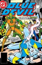 Blue Devil (1984-) #3