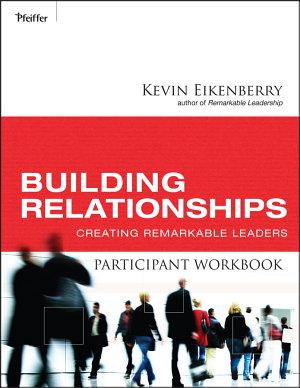 Building Relationships Participant Workbook PDF