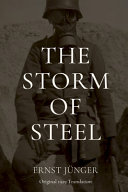 The Storm of Steel Book