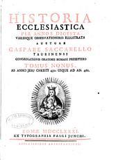 Historia ecclesiastica per annos digesta: Volume 9