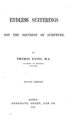 Endless Sufferings Not the Doctrine of Scripture PDF