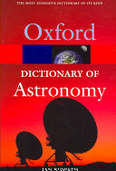 A Dictionary of Astronomy PDF