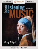 The Essential Listening to Music + Mindtap Music, 6-month Access + Active Listening Guide
