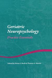 Geriatric Neuropsychology PDF