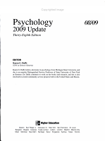 Annual Editions  Psychology 08 09  2009 Update  PDF