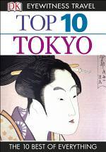 DK Eyewitness Top 10 Travel Guide: Tokyo