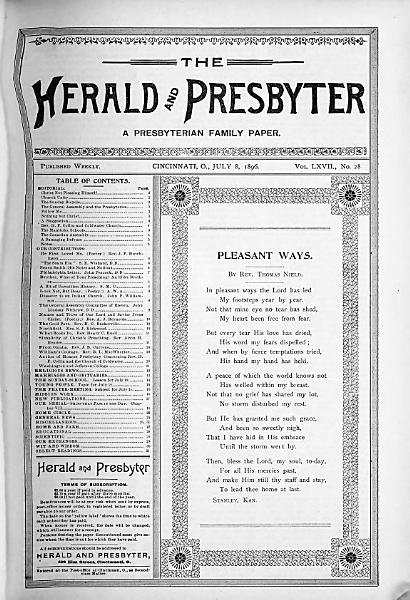 Download Herald and Presbyter Book