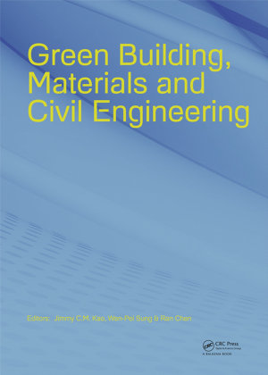 Green Building  Materials and Civil Engineering