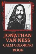 Jonathan Van Ness Coloring Book