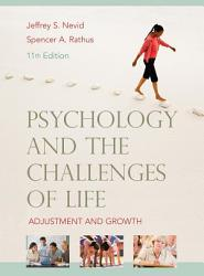 Psychology And The Challenges Of Life Book PDF