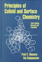 Principles of Colloid and Surface Chemistry  Third Edition  Revised and Expanded PDF