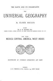 The earth and its inhabitants. The universal geography, ed. by E.G. Ravenstein (A.H. Keane).