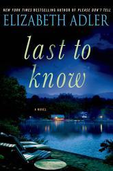 Last To Know Book PDF