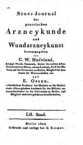 Journal der practischen Arzneykunde und Wundarzneykunde: Band 59