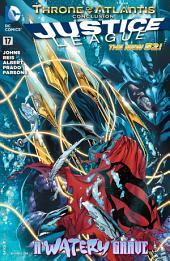 Justice League (2011- ) #17