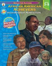 African American Achievers  Grades 3   5 PDF