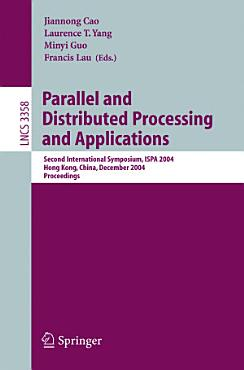 Parallel and Distributed Processing and Applications PDF