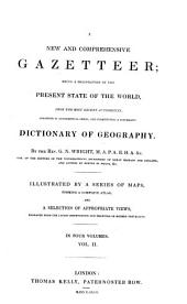 A New and Comprehensive Gazetteer: Volume 2