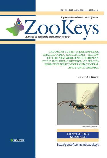 Calosota Curtis  Hymenoptera  Chalcidoidea  Eupelmidae    review of the New World and European fauna including revision of species from the West Indies and Central and North America PDF