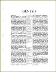 Nasb Loose Leaf Bible New American Standard Bible Pages Only Book PDF