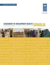 Assessment of Development Results   Somalia  Second Assessment  PDF