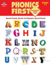 Phonics First - Grades 1-3 (ENHANCED eBook)