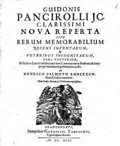 Rerum memorabilium iam olim deperditarum ... libri duo: Page 2