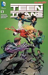 Teen Titans (2014-) #5