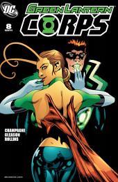 Green Lantern Corps (2006-) #8