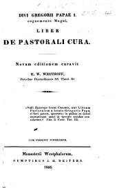 Novam editionem curavit E. W. Westhoff