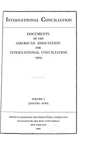 International Conciliation