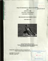 Amending the Atlantic Large Whale Take Reduction Plan  Broad based Gear Modifications PDF