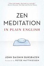 Zen Meditation in Plain English PDF