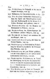 Sammlung der sämmtlichen politischen und Justiz-Gesetze, welche unter der Regierung Sr. Majestät, Kaisers Franz des I. In den sämmtlichen k.k. Erblanden erlassen worden sind: In chronologischer Ordnung. Gesetze vom 1. Jänner bis letzten December 1815, Band 10