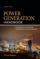 Power Generation Handbook 2/E: Edition 2