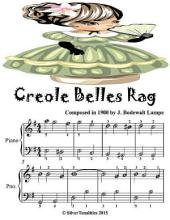 Creole Belles - Easiest Piano Sheet Music Junior Edition