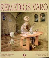 Remedios Varo PDF