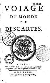 Voiage du monde de Descartes