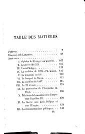 Lamartine: précédé d'une préface sur les incidents qui ont empêché son éloge en séance publique de l'Academie Française
