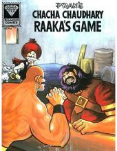 Chacha Chaudhary Raaka's Game English